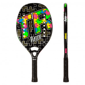 Pala de Tenis Playa Top Ring YELLOW PATCH 2020